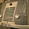 Old delivery truck, Grimaud, France